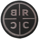 BRCC PATCHES BLACK ON GREEN