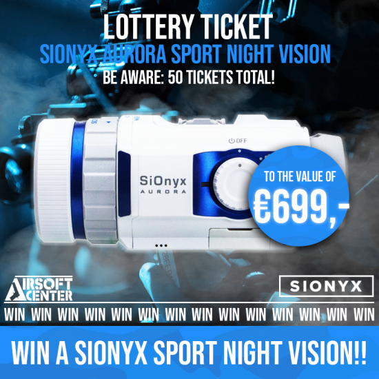The New Give-Away! SiOnyx Aurora Sport Night Vision