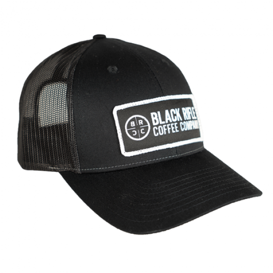 BRCC LOW PROFILE COMPANY LOGO TRUCKER