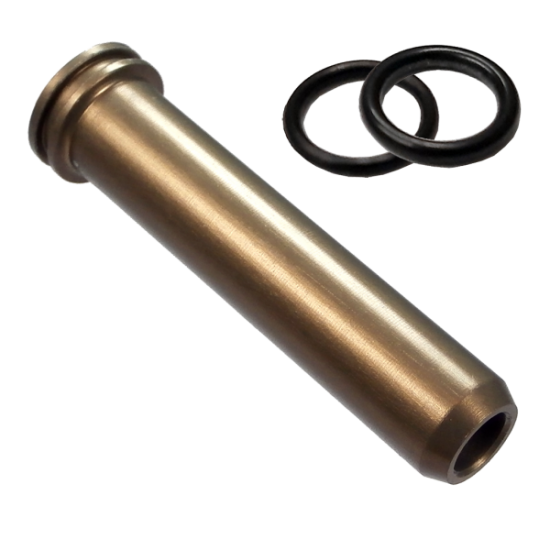FPS Aluminium Air Seal Nozzle with O-Ring for A&K M60/MK43