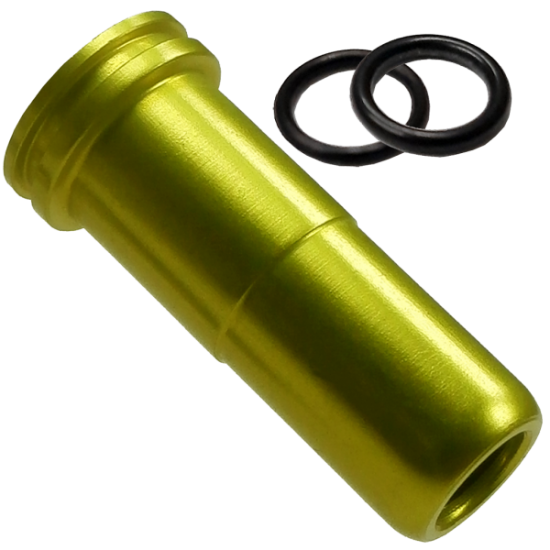 FPS Aluminium Air Seal Nozzle with O-Ring for A&K M249
