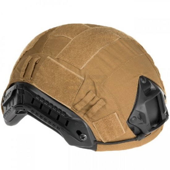 Invader Gear FAST Helmet Cover Coyote Brown
