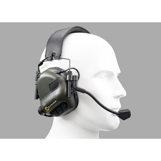 OPSMEN Earmor M32 Tactical Headset MOD 1 - Grey