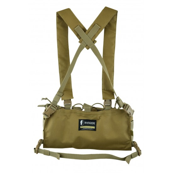 Shadow Elite Commanche Chest Rig Coyote