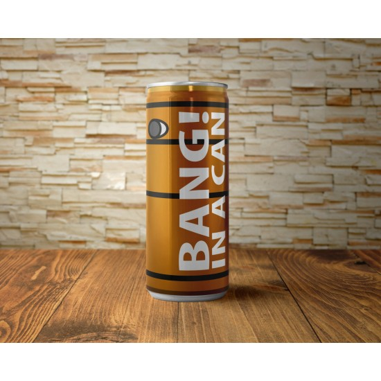 Strataim Energy Bang in a CAN
