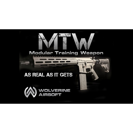 (PRE ORDER BUILDER ONLY) Wolverine Airsoft Modular Training Weapon HPA MTW Builder