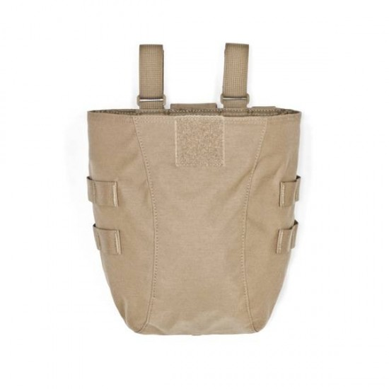 Warrior Assault Systems Large Roll Up Dump Gen 2 Coyote Tan
