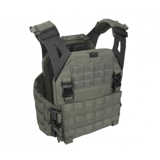 Warrior LPC Low Profile Carrier Solid Sides Large - Ranger Green
