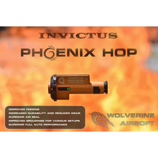 (PRE ORDER) Wolverine Airsoft Phoenix Hop - by Invictus Manufacturing for MTW